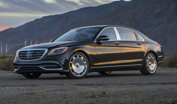 2020 Mercedes-Benz Maybach S 650 full